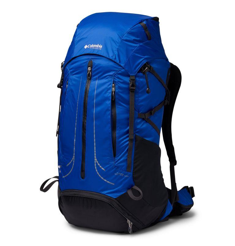 Trail Elite™ 55L Backpack   437   O/S Trail Elite™ 55L Backpack, Azul, Shark, front