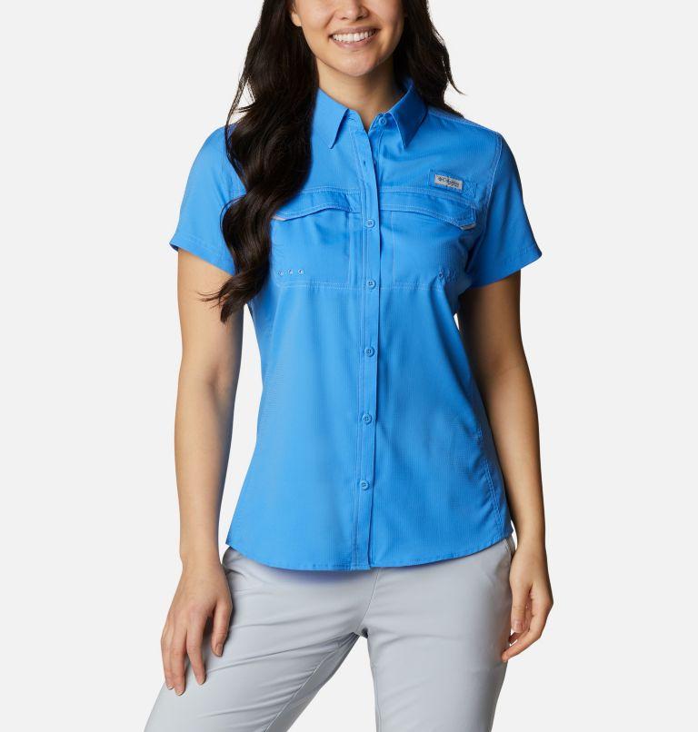 Women's PFG Lo Drag™ Short Sleeve Shirt Women's PFG Lo Drag™ Short Sleeve Shirt, front