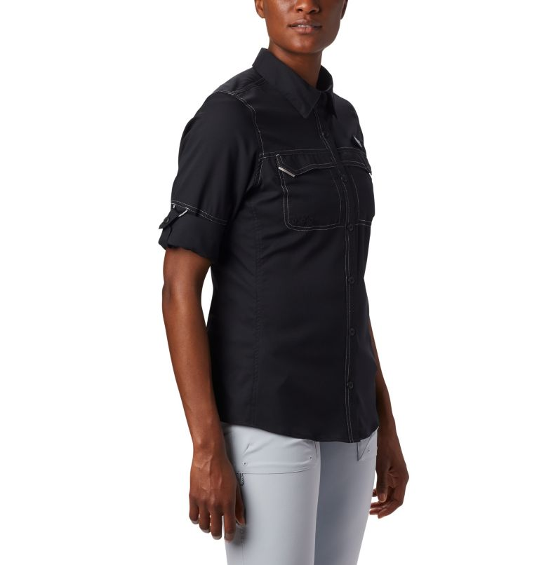 Lo Drag™ Long Sleeve Shirt | 010 | XS Women's PFG Lo Drag™ Long Sleeve Shirt, Black, a3