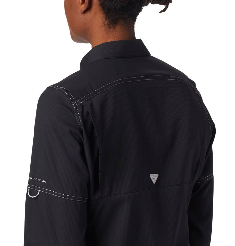 Lo Drag™ Long Sleeve Shirt   010   S Women's PFG Lo Drag™ Long Sleeve Shirt, Black, a4