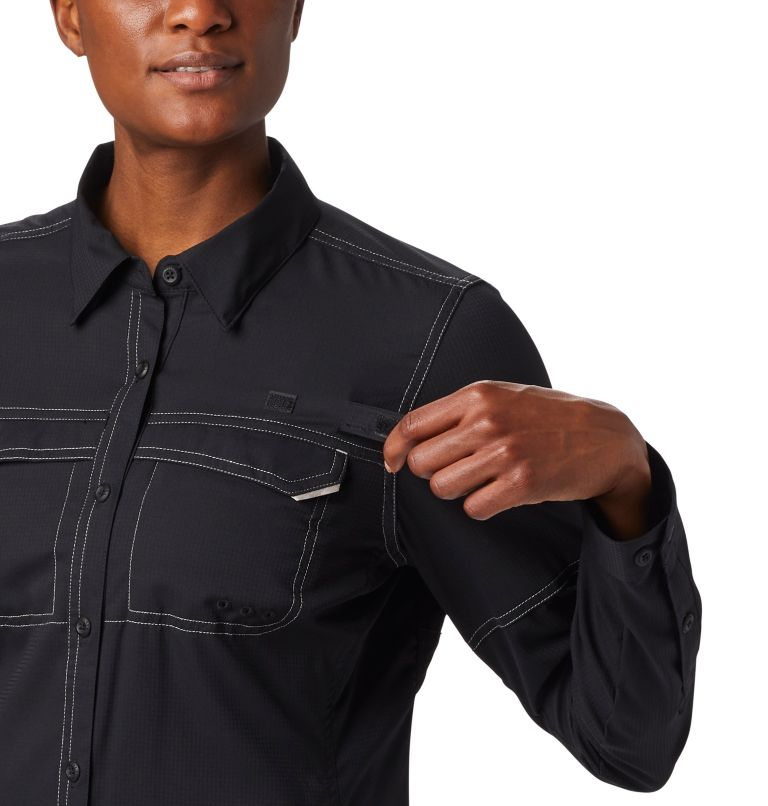 Lo Drag™ Long Sleeve Shirt   010   S Women's PFG Lo Drag™ Long Sleeve Shirt, Black, a5