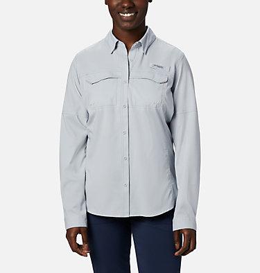 Women's PFG Lo Drag™ Long Sleeve Shirt Lo Drag™ Long Sleeve Shirt | 917 | L, Cirrus Grey, front