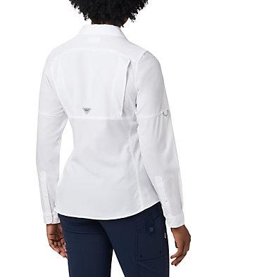Women's PFG Lo Drag™ Long Sleeve Shirt Lo Drag™ Long Sleeve Shirt | 917 | L, White, back