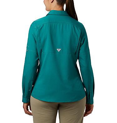 Women's PFG Lo Drag™ Long Sleeve Shirt Lo Drag™ Long Sleeve Shirt | 917 | L, Waterfall, back