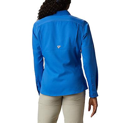 Women's PFG Lo Drag™ Long Sleeve Shirt Lo Drag™ Long Sleeve Shirt | 917 | L, Stormy Blue, back
