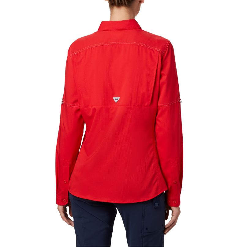 Women's PFG Lo Drag™ Long Sleeve Shirt Women's PFG Lo Drag™ Long Sleeve Shirt, back