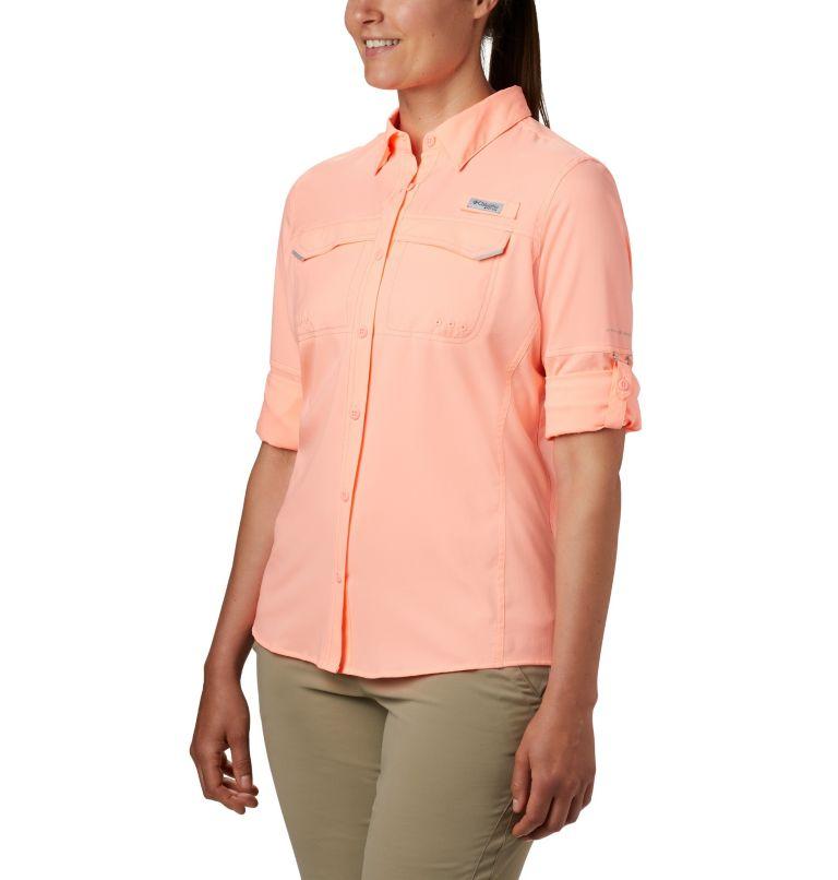 Lo Drag™ Long Sleeve Shirt | 884 | XS Women's PFG Lo Drag™ Long Sleeve Shirt, Tiki Pink, a1