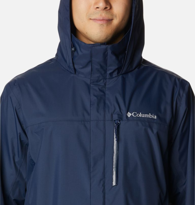 Men's Pouration™ Rain Jacket Men's Pouration™ Rain Jacket, a2