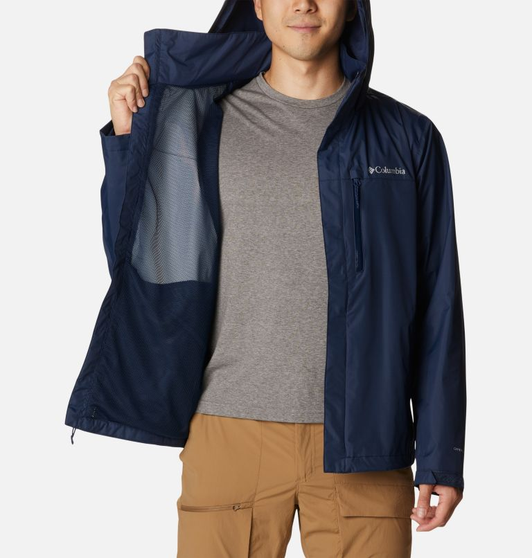 Men's Pouration™ Rain Jacket Men's Pouration™ Rain Jacket, a3