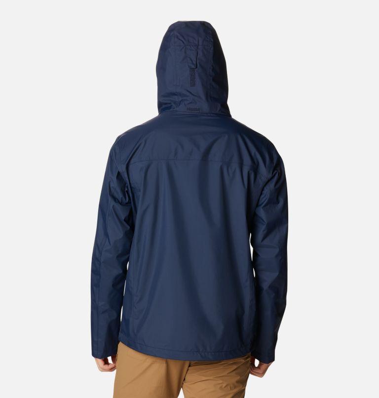 Men's Pouration™ Rain Jacket Men's Pouration™ Rain Jacket, back