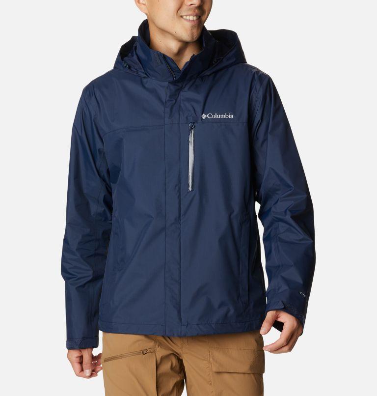 Men's Pouration™ Rain Jacket Men's Pouration™ Rain Jacket, front