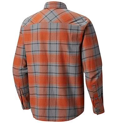 Men's Flare Gun™ Flannel Long Sleeve Shirt - Texas NFL Flare Gun™ Flannel Long Sleeve Shirt | 825 | S, TEX - Cedar Plaid, back
