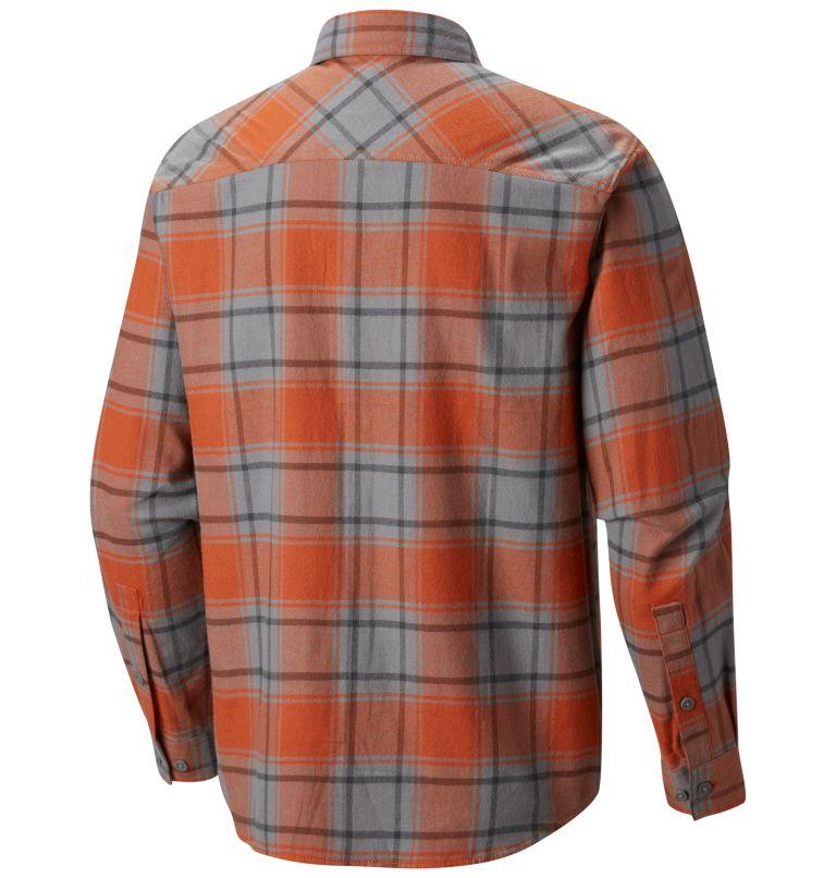 Men's Flare Gun™ Flannel Long Sleeve Shirt - Texas Men's Flare Gun™ Flannel Long Sleeve Shirt - Texas, back