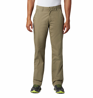 Men's Washed Out™ Trousers Washed Out™ Pant | 160 | 28, Sage, front