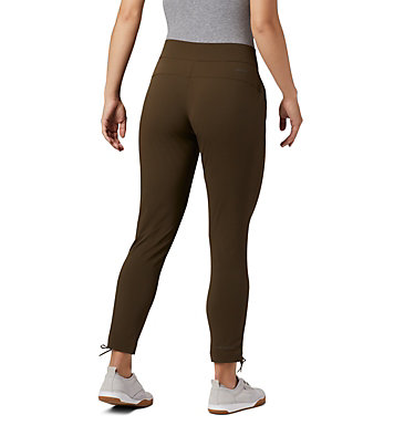Women's Anytime Casual™ Ankle Pant Anytime Casual™ Ankle Pant | 023 | L, Olive Green, back