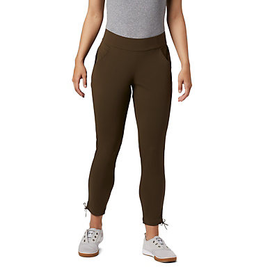 Women's Anytime Casual™ Ankle Pant Anytime Casual™ Ankle Pant | 023 | L, Olive Green, front