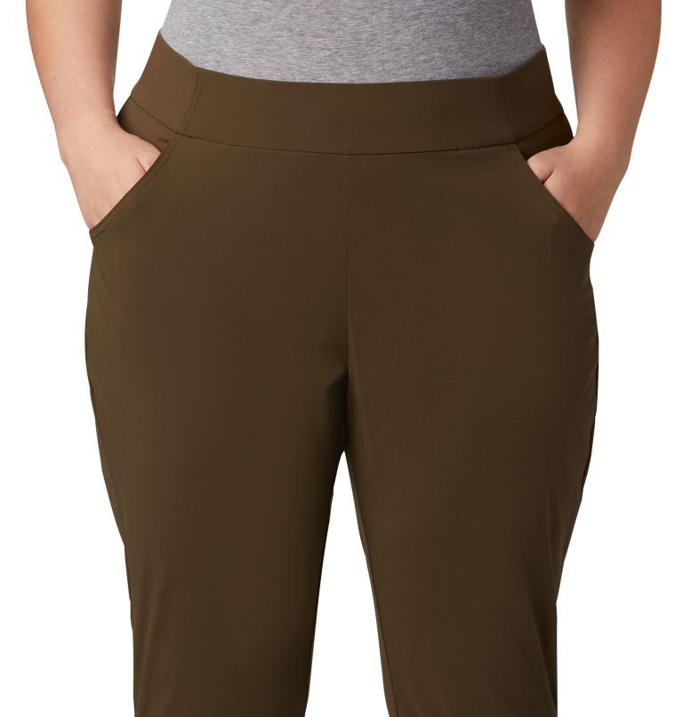 Women's Anytime Casual™ Ankle Pant - Plus Size Women's Anytime Casual™ Ankle Pant - Plus Size, a2