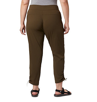 Pantalon longueur cheville Anytime Casual™ pour femme - Grandes tailles Anytime Casual™ Ankle Pant | 023 | 1X, Olive Green, back