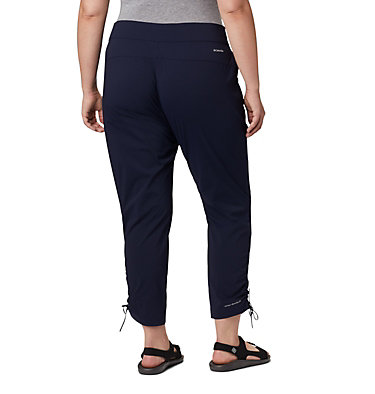 Pantalon longueur cheville Anytime Casual™ pour femme - Grandes tailles Anytime Casual™ Ankle Pant | 023 | 1X, Dark Nocturnal, back