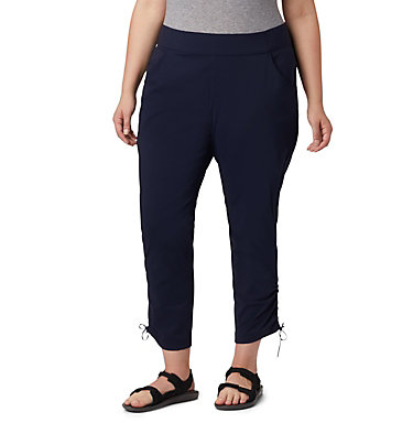 Pantalon longueur cheville Anytime Casual™ pour femme - Grandes tailles Anytime Casual™ Ankle Pant | 023 | 1X, Dark Nocturnal, front