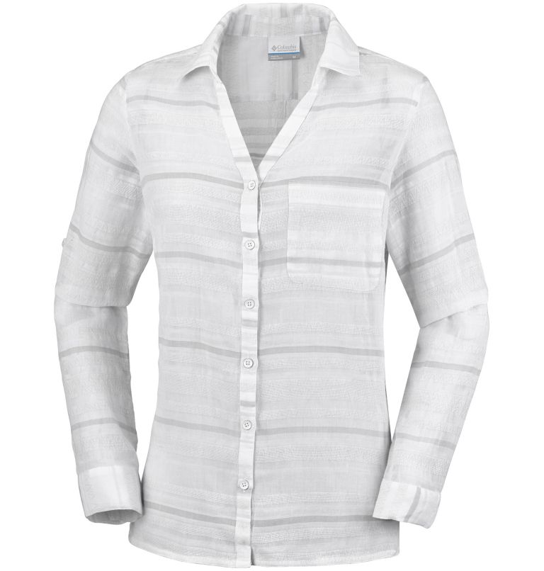 Chemise à manches longues Early Tide™ Femme Chemise à manches longues Early Tide™ Femme, front