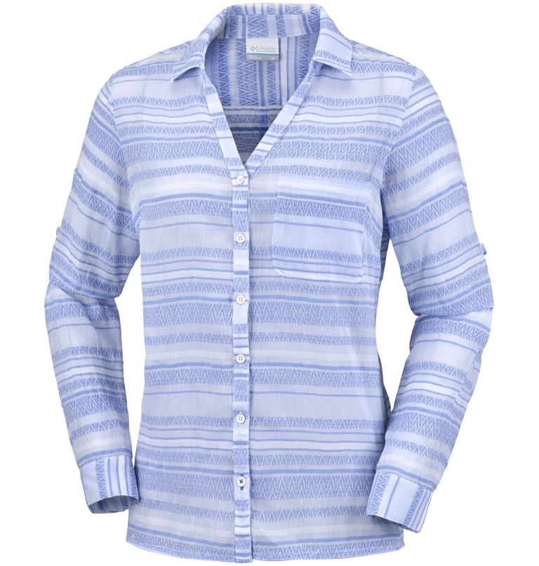 Women' s Early Tide™ Long Sleeve Shirt Women' s Early Tide™ Long Sleeve Shirt, front
