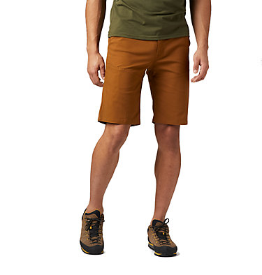 Men's Hardwear AP™ Short Hardwear AP™ Short | 801 | 32, Golden Brown, front