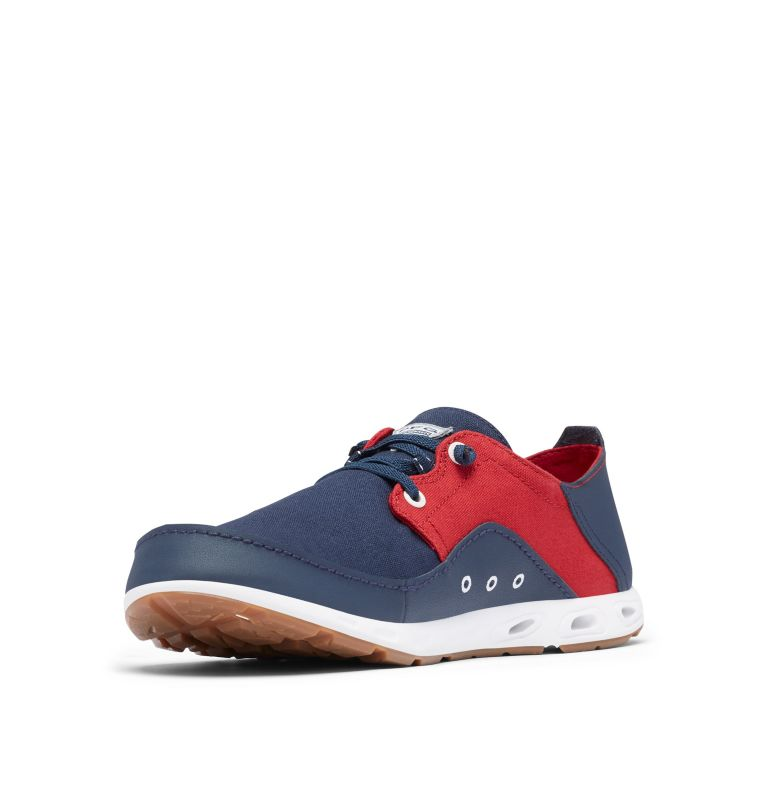 BAHAMA™ VENT RELAXED PFG | 471 | 11 Men's Bahama™ Vent Relaxed PFG Shoe, Collegiate Navy, Rocket