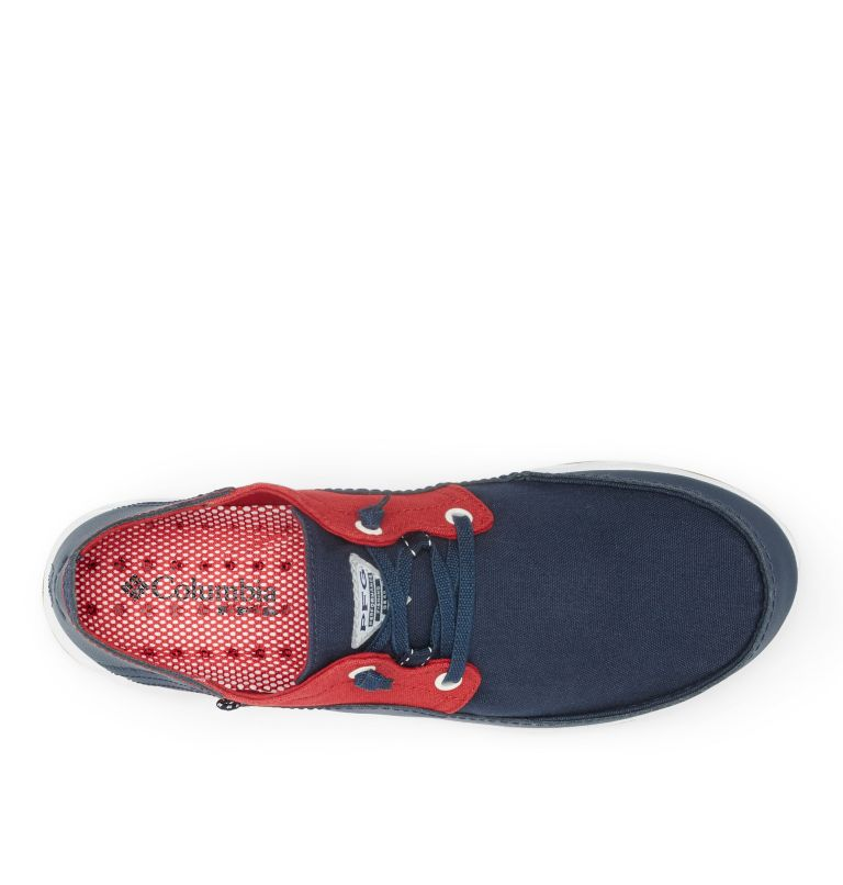 BAHAMA™ VENT RELAXED PFG | 471 | 11 Men's Bahama™ Vent Relaxed PFG Shoe, Collegiate Navy, Rocket, top