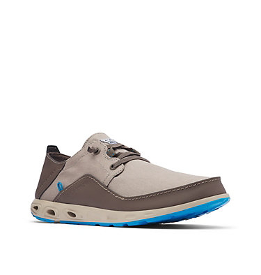 Men's Bahama™ Vent Relaxed PFG Shoe - Wide BAHAMA™ VENT PFG LACE RELAXED WIDE | 091 | 10, Kettle, Pool, 3/4 front