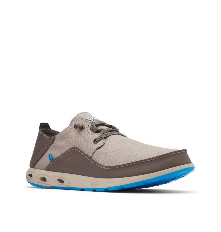 Men's Bahama™ Vent Relaxed PFG Shoe - Wide Men's Bahama™ Vent Relaxed PFG Shoe - Wide, 3/4 front