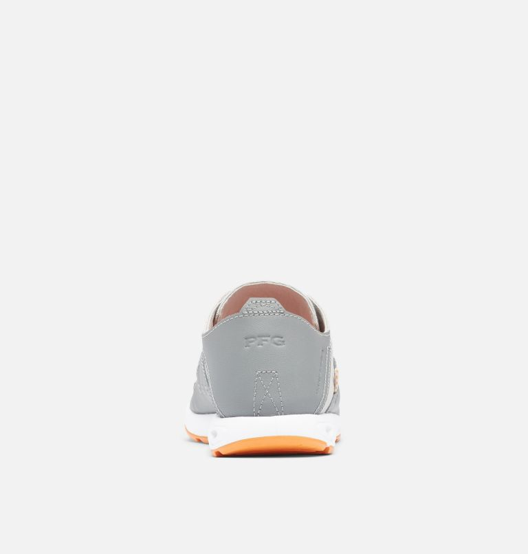 BAHAMA™ VENT PFG LACE RELAXED WIDE | 091 | 7 Men's Bahama™ Vent Relaxed PFG Shoe - Wide, Steam, Light Orange, back