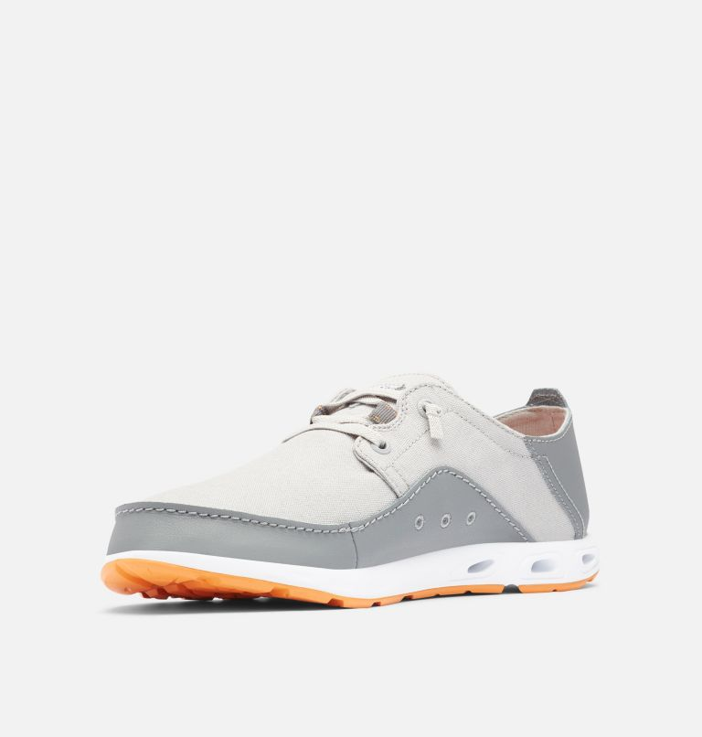 BAHAMA™ VENT PFG LACE RELAXED WIDE | 091 | 7 Men's Bahama™ Vent Relaxed PFG Shoe - Wide, Steam, Light Orange