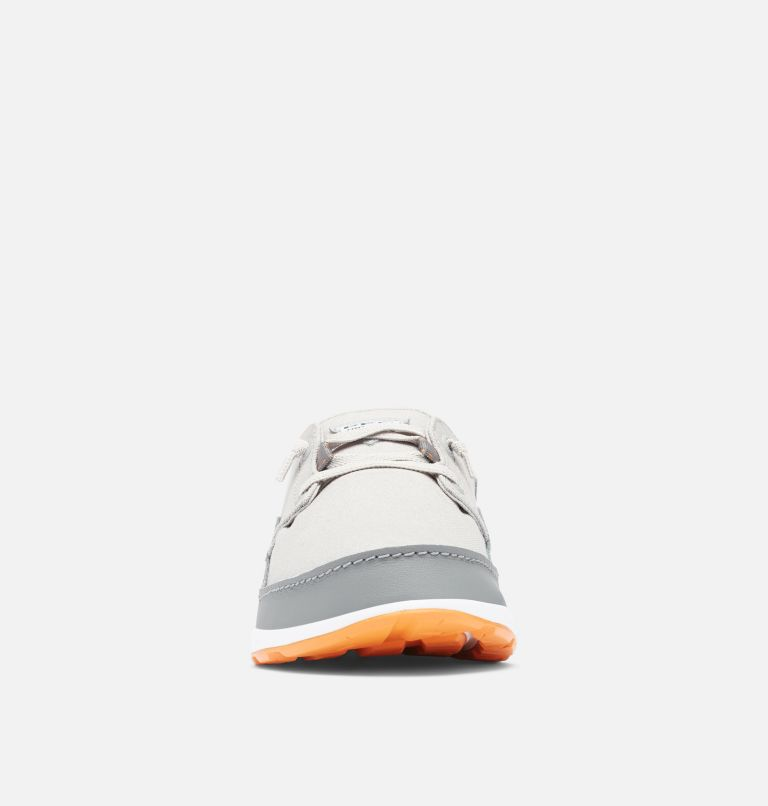 BAHAMA™ VENT PFG LACE RELAXED WIDE | 091 | 7 Men's Bahama™ Vent Relaxed PFG Shoe - Wide, Steam, Light Orange, toe