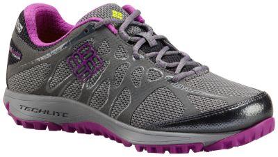 Columbia Womens Conspiracy Titanium Trail Mesh Outdoor Sneakers