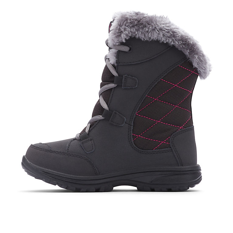 Little Kid//Big Kid Columbia Youth Ice Maiden Lace Winter Boot
