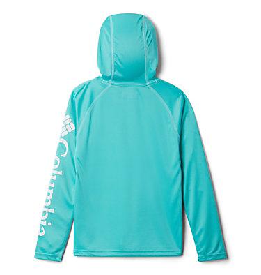 Kids' PFG Terminal Tackle™ Hoodie Terminal Tackle™ Hoodie | 356 | L, Dolphin, back