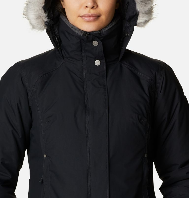 Icelandite™ TurboDown™ Jacket | 012 | M Women's Icelandite™ TurboDown Jacket, Black, a2