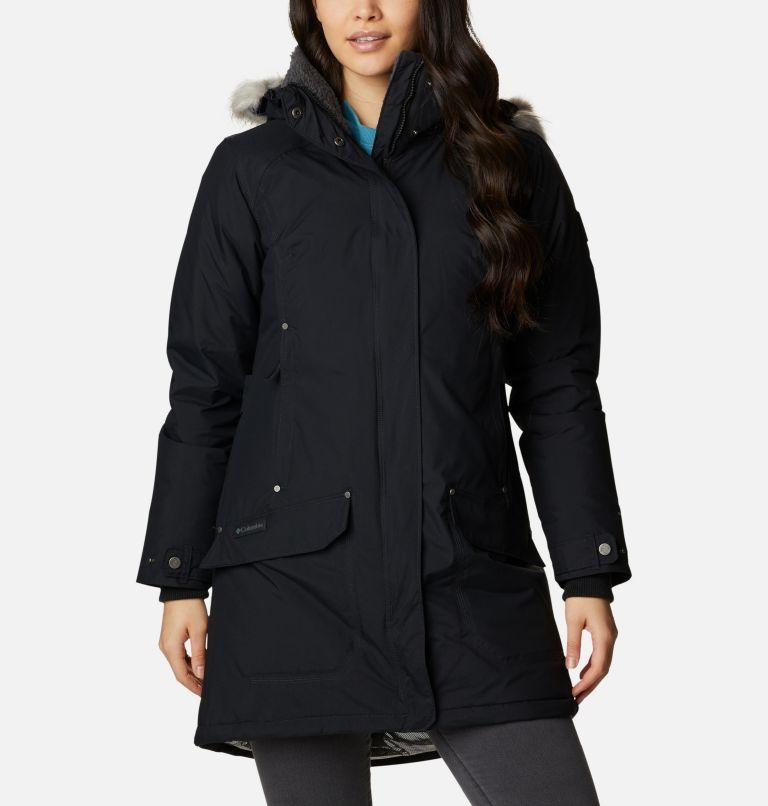Icelandite™ TurboDown™ Jacket | 012 | XS Women's Icelandite™ TurboDown Jacket, Black, front