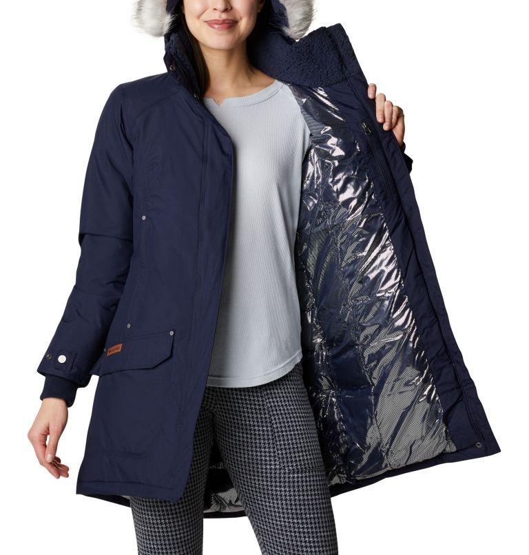Icelandite™ TurboDown™ Jacket | 472 | XS Women's Icelandite™ TurboDown Jacket, Dark Nocturnal, a3