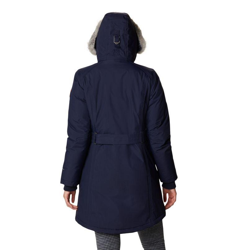 Icelandite™ TurboDown™ Jacket | 472 | XS Women's Icelandite™ TurboDown Jacket, Dark Nocturnal, back