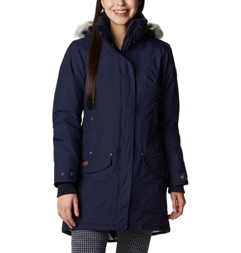 Icelandite™ TurboDown™ Jacket | 472 | XS Women's Icelandite™ TurboDown Jacket, Dark Nocturnal, front