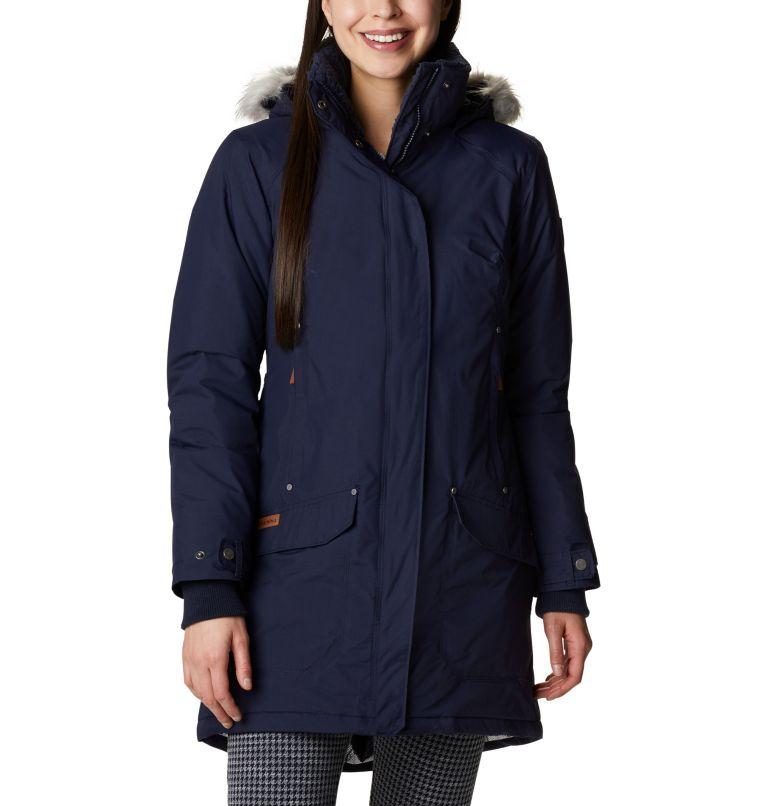 Icelandite™ TurboDown™ Jacket | 472 | M Women's Icelandite™ TurboDown Jacket, Dark Nocturnal, front
