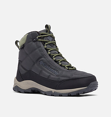 Men's Firecamp™ Boot FIRECAMP™ BOOT | 464 | 10, Dark Grey, Hiker Green, 3/4 front