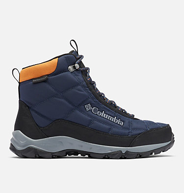 Men's Firecamp™ Boot FIRECAMP™ BOOT | 464 | 10, Collegiate Navy, Bright Copper, front