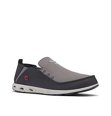 Men's PFG Bahama™ Vent Shoe BAHAMA™ VENT PFG | 271 | 10, Titanium MHW, Bright Red, 3/4 front