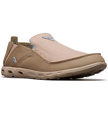 Chaussure Bahama™ Vent PFG pour homme BAHAMA™ VENT PFG | 271 | 10, Khaki MHW, Blue Chill, 3/4 front