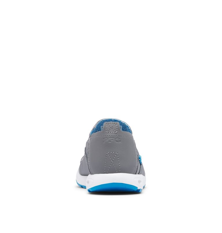 BAHAMA™ VENT PFG WIDE | 029 | 8 Men's PFG Bahama™ Vent Shoe - Wide, Ti Titanium, Pool, back