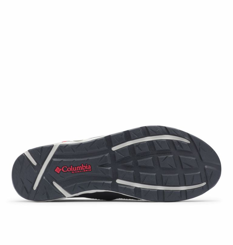 BAHAMA™ VENT PFG WIDE   049   16 Men's PFG Bahama™ Vent Shoe - Wide, Titanium MHW, Bright Red