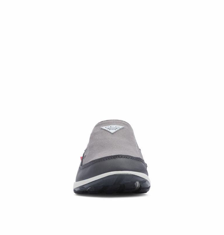 BAHAMA™ VENT PFG WIDE | 049 | 11.5 Men's PFG Bahama™ Vent Shoe - Wide, Titanium MHW, Bright Red, toe